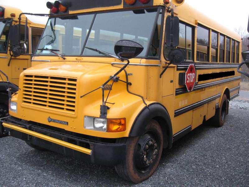 Official Virginia School Bus Thread